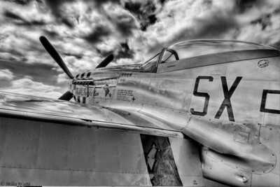 "North American P-51D Mustang ""Double Trouble Two"""