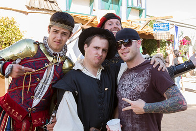 The Prince and Crew